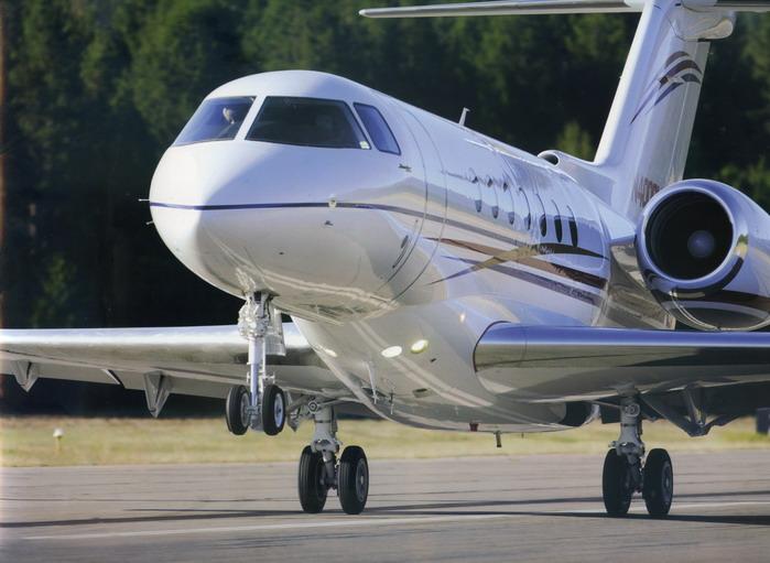 美国hawker私人飞机.商务飞机